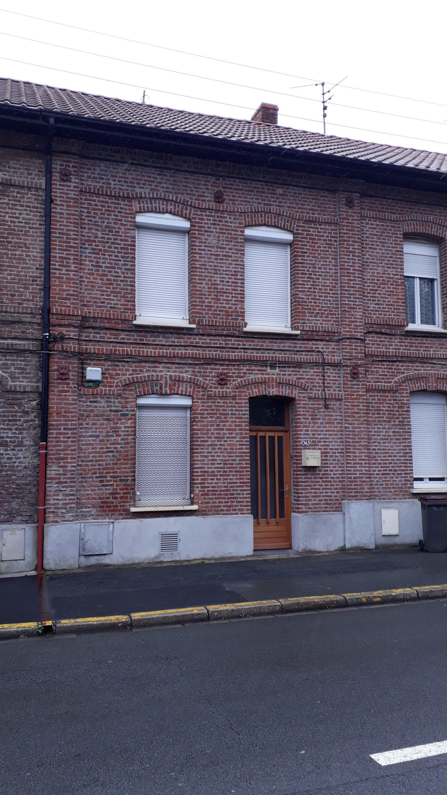 HENIN BEAUMONT 363, rue Pasteur