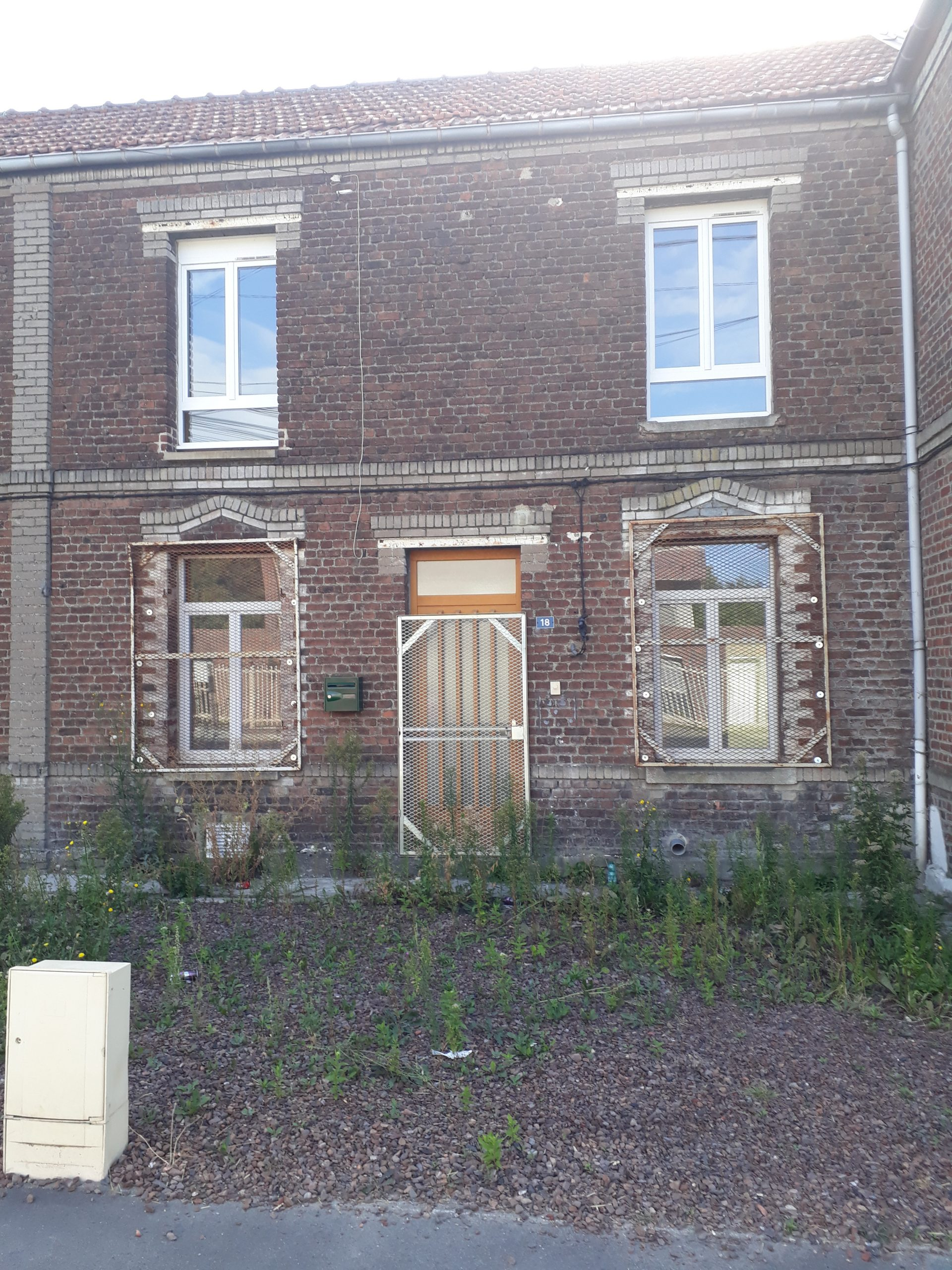 COURRIERES 18, rue Maurice Tilloy