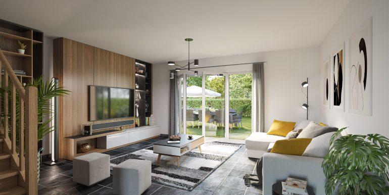 Maisons et Cites - Goeulzin - Int - V01
